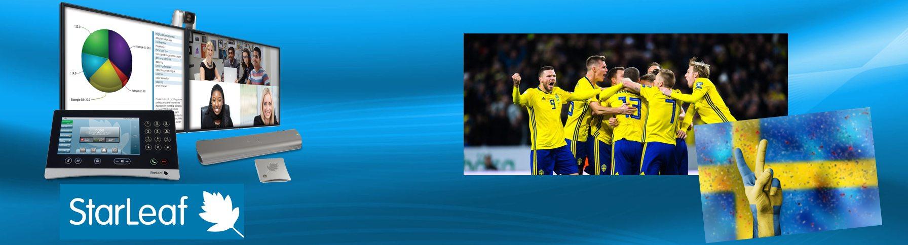 Sverige mot Sydkorea med Adestia och Starleaf!